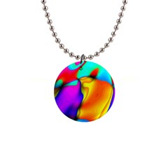 Crazy Effects Button Necklace by ImpressiveMoments