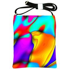 Crazy Effects Shoulder Sling Bag by ImpressiveMoments