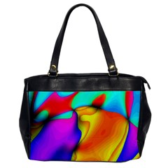 Crazy Effects Oversize Office Handbag (one Side) by ImpressiveMoments