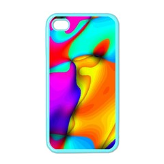 Crazy Effects Apple Iphone 4 Case (color) by ImpressiveMoments