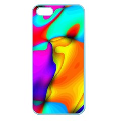 Crazy Effects Apple Seamless Iphone 5 Case (color) by ImpressiveMoments