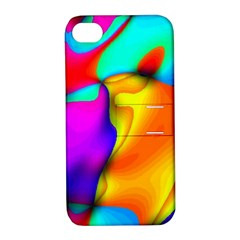 Crazy Effects Apple Iphone 4/4s Hardshell Case With Stand by ImpressiveMoments