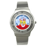 2003 Dreamscape Logo  Stainless Steel Watch