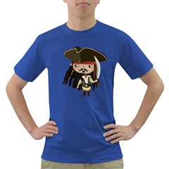 Captain Sparrow Mens' T Shirt (colored)