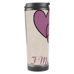 I Miss You Travel Tumbler