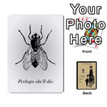 Perhaps She ll Die cards - Playing Cards 54 Designs