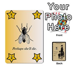 Queen Perhaps She ll Die Cards By Mike Mayer   Playing Cards 54 Designs   Gh2cry0jrfi7   Www Artscow Com Front - SpadeQ