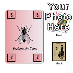 Jack Perhaps She ll Die Cards By Mike Mayer   Playing Cards 54 Designs   Gh2cry0jrfi7   Www Artscow Com Front - SpadeJ