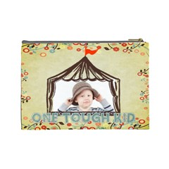 Kids By Kids   Cosmetic Bag (large)   Ndpjhwyu9p5z   Www Artscow Com Back