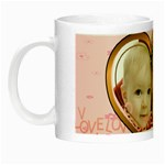 love - Night Luminous Mug