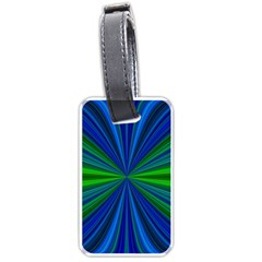 Design Luggage Tag (two Sides) by Siebenhuehner