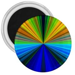 Design 3  Button Magnet by Siebenhuehner