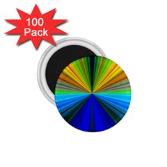 Design 1 75  Button Magnet (100 Pack)