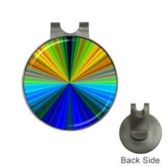 Design Hat Clip With Golf Ball Marker by Siebenhuehner