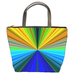 Design Bucket Handbag by Siebenhuehner