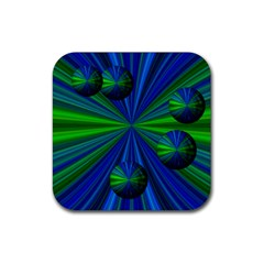 Magic Balls Drink Coaster (Square)