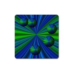 Magic Balls Magnet (square) by Siebenhuehner