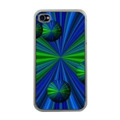 Magic Balls Apple Iphone 4 Case (clear) by Siebenhuehner
