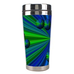 Magic Balls Stainless Steel Travel Tumbler by Siebenhuehner