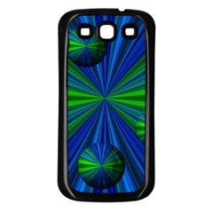 Magic Balls Samsung Galaxy S3 Back Case (black) by Siebenhuehner