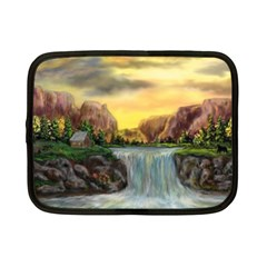 Brentons Waterfall - Ave Hurley - ArtRave - Netbook Sleeve (Small) by ArtRave2