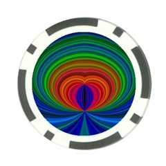 Design Poker Chip by Siebenhuehner