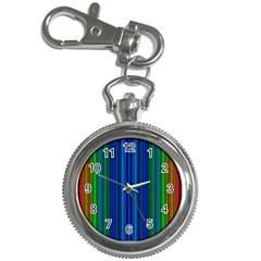 Strips Key Chain & Watch by Siebenhuehner