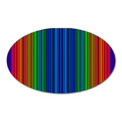 Strips Magnet (oval) by Siebenhuehner