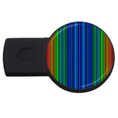 Strips 4gb Usb Flash Drive (round) by Siebenhuehner