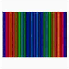 Strips Glasses Cloth (large) by Siebenhuehner