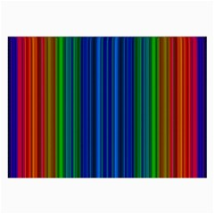 Strips Glasses Cloth (large, Two Sided) by Siebenhuehner