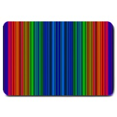 Strips Large Door Mat by Siebenhuehner