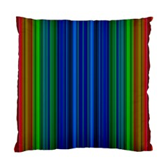 Strips Cushion Case (single Sided)  by Siebenhuehner