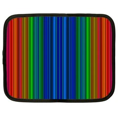Strips Netbook Sleeve (xxl) by Siebenhuehner