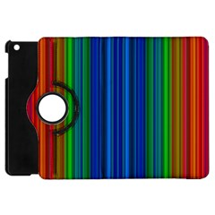 Strips Apple Ipad Mini Flip 360 Case by Siebenhuehner