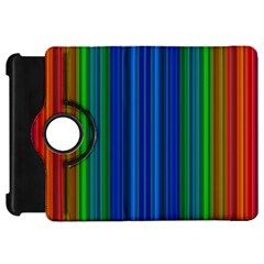 Strips Kindle Fire Hd 7  (1st Gen) Flip 360 Case by Siebenhuehner