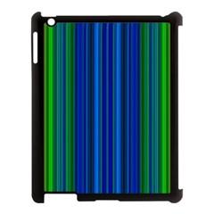 Strips Apple Ipad 3/4 Case (black) by Siebenhuehner