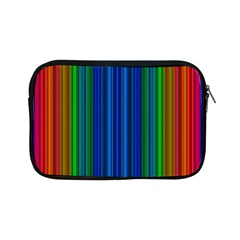 Strips Apple Ipad Mini Zippered Sleeve by Siebenhuehner