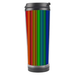 Strips Travel Tumbler by Siebenhuehner