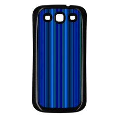 Strips Samsung Galaxy S3 Back Case (black) by Siebenhuehner