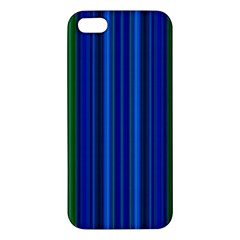 Strips Iphone 5s Premium Hardshell Case by Siebenhuehner