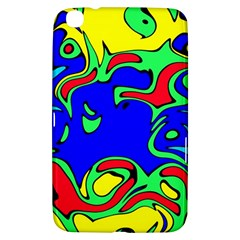 Abstract Samsung Galaxy Tab 3 (8 ) T3100 Hardshell Case  by Siebenhuehner