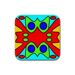 Abstract Drink Coasters 4 Pack (square) by Siebenhuehner