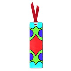 Abstract Small Bookmark by Siebenhuehner