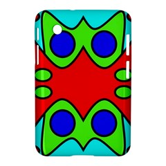 Abstract Samsung Galaxy Tab 2 (7 ) P3100 Hardshell Case  by Siebenhuehner