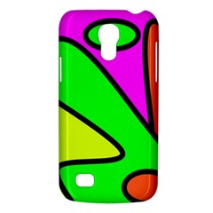 Abstract Samsung Galaxy S4 Mini (gt I9190) Hardshell Case  by Siebenhuehner