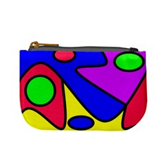 Abstract Coin Change Purse by Siebenhuehner