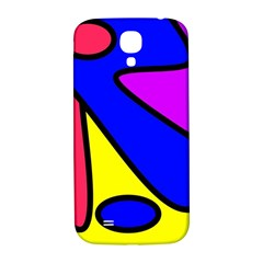 Abstract Samsung Galaxy S4 I9500/i9505  Hardshell Back Case by Siebenhuehner
