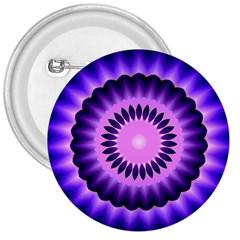 Mandala 3  Button by Siebenhuehner