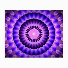 Mandala Glasses Cloth (small) by Siebenhuehner
